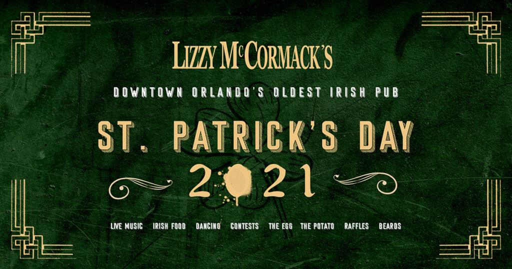 Lizzys St Patricks Day 2021 - Best St Patricks Day Orlando